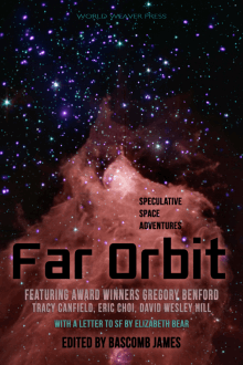 Recent cover image or website screenshot for Far Orbit Anthology Series