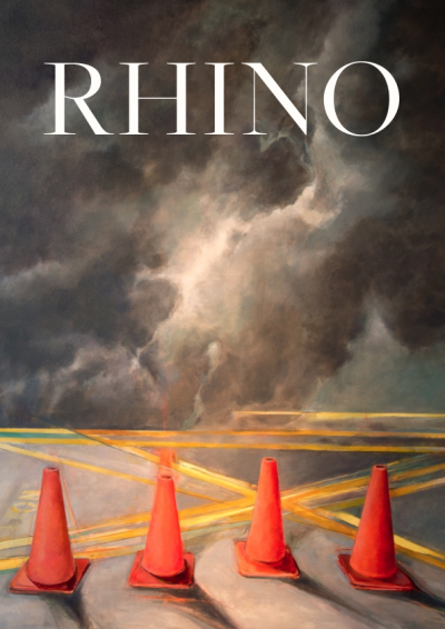 Recent cover image or website screenshot for RHINO Poetry