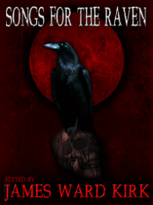 Recent cover image or website screenshot for Songs for the Raven