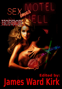 Recent cover image or website screenshot for Sex, Drugs & Horror
