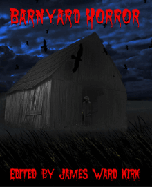Recent cover image or website screenshot for Barnyard Horror
