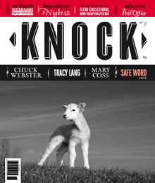 Recent cover image or website screenshot for KNOCK