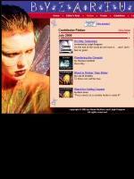 Recent cover image or website screenshot for Byzarium