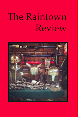 Recent cover image or website screenshot for The Raintown Review