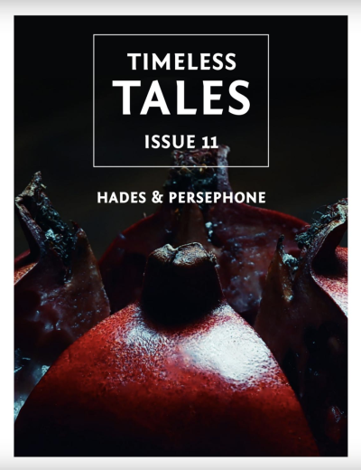 Recent cover image or website screenshot for Timeless Tales Magazine