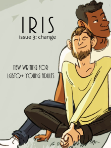 Recent cover image or website screenshot for Creating Iris