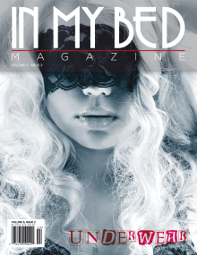 Recent cover image or website screenshot for In My Bed Magazine