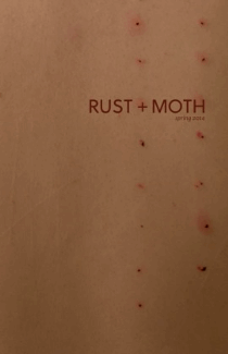 Recent cover image or website screenshot for Rust + Moth Chapbooks