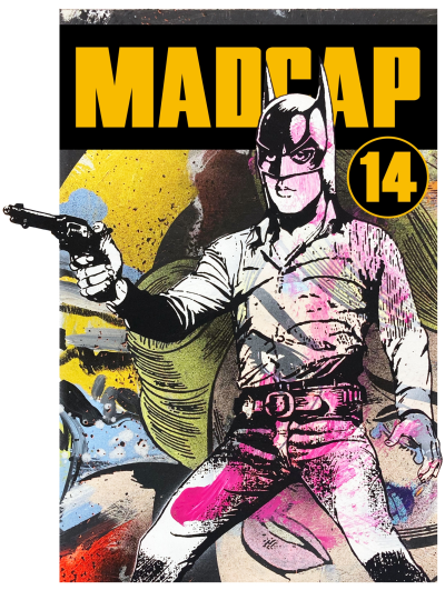 Recent cover image or website screenshot for Madcap Review