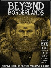 Recent cover image or website screenshot for Beyond Borderlands
