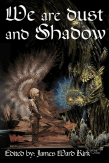 Recent cover image or website screenshot for We Are Dust and Shadow