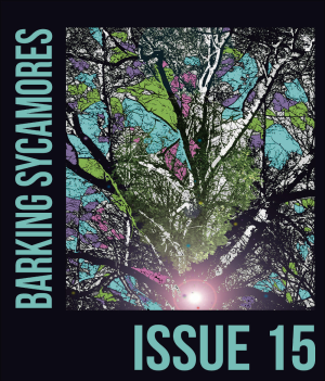 Recent cover image or website screenshot for Barking Sycamores
