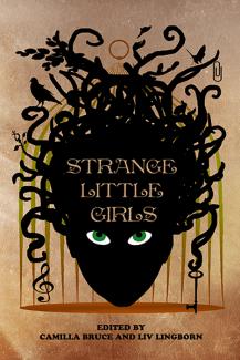 Recent cover image or website screenshot for Strange Little Girls