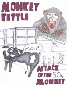 Recent cover image or website screenshot for Monkey Kettle