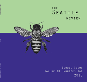 Recent cover image or website screenshot for The Seattle Review