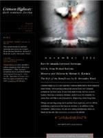 Recent cover image or website screenshot for Crimson Highway