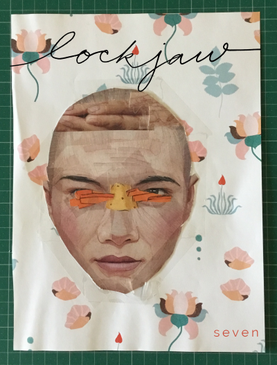 Recent cover image or website screenshot for Lockjaw Magazine