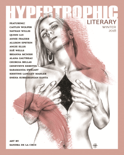 Recent cover or screenshot for Hypertrophic Literary