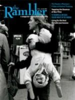 Recent cover image or website screenshot for The Rambler