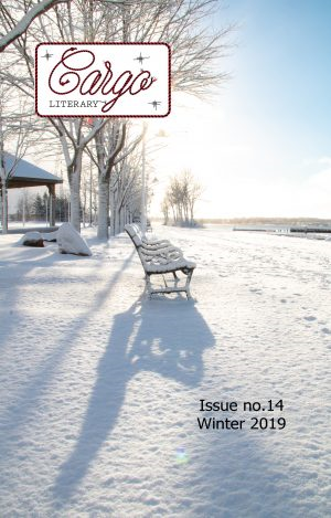 Recent cover image or website screenshot for Cargo Literary