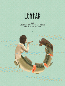 Recent cover image or website screenshot for LONTAR: Southeast Asian Speculative Fiction