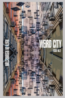Recent cover image or website screenshot for Weird City