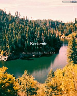 Recent cover image or website screenshot for Reservoir