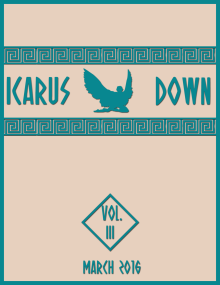 Recent cover image or website screenshot for Icarus Down Review