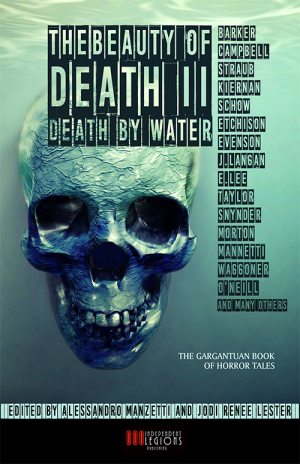 Recent cover image or website screenshot for The Beauty of Death Anthology Series