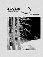 Recent cover image or website screenshot for artisan