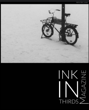 Recent cover image or website screenshot for Ink In Thirds