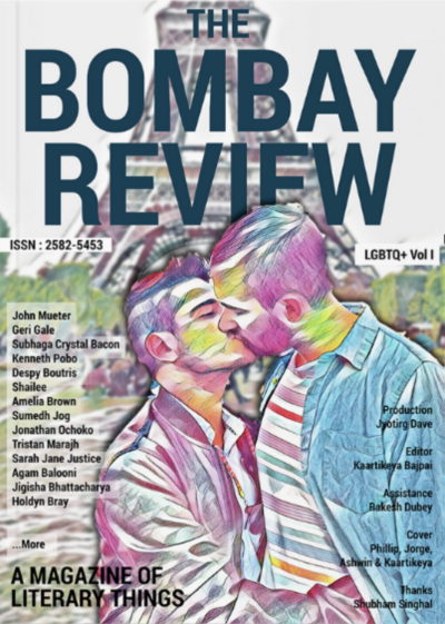 Recent cover image or website screenshot for The Bombay Review