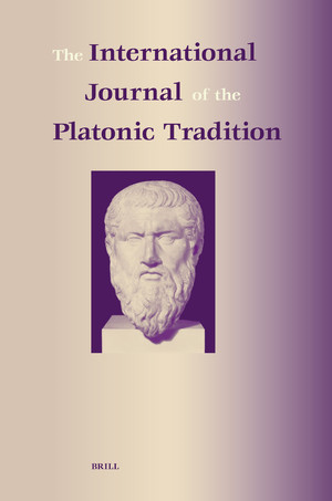 Recent cover image or website screenshot for The International Journal of the Platonic Tradition