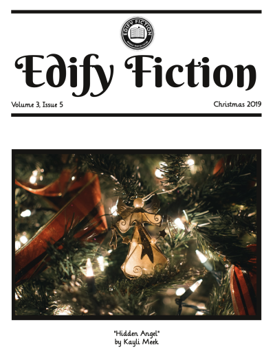 Recent cover image or website screenshot for Edify Fiction