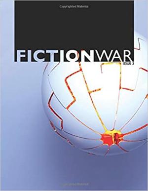 Recent cover image or website screenshot for Fiction War Magazine
