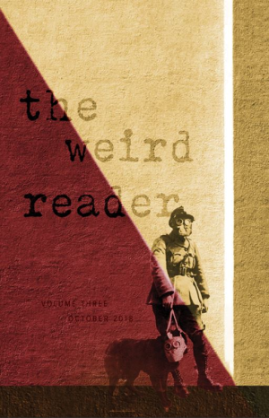 Recent cover image or website screenshot for The Weird Reader