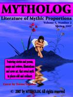 Recent cover image or website screenshot for Mytholog