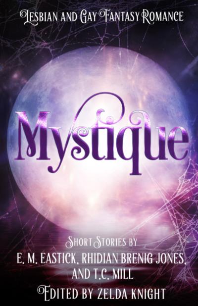 Recent cover image or website screenshot for Mystique Anthology Series