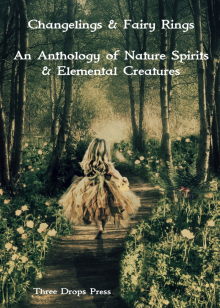 Recent cover image or website screenshot for Changelings & Fairy Rings Anthology