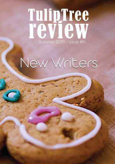 Recent cover image or website screenshot for TulipTree Review New Writers Contest