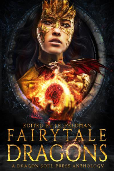 Recent cover image or website screenshot for Fairytale Dragons Anthology