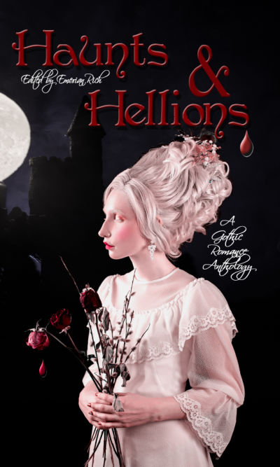 Recent cover image or website screenshot for Haunts & Hellions: A Gothic Romance Anthology