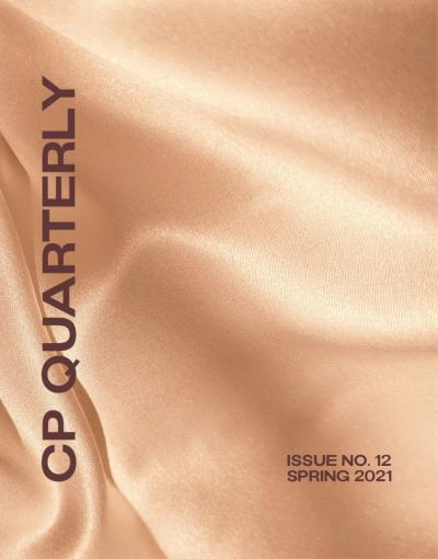 Recent cover image or website screenshot for CP Quarterly
