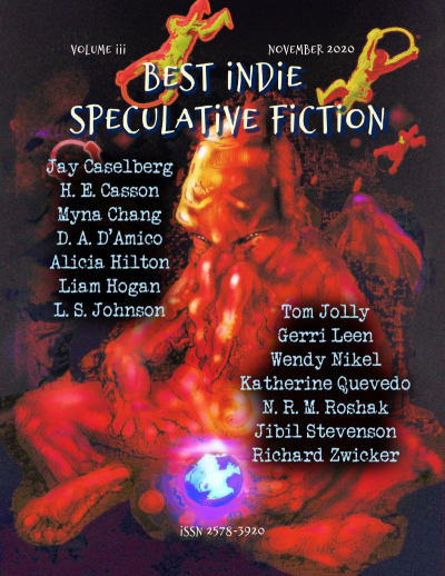 Recent cover image or website screenshot for Best Indie Speculative Fiction