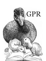 Recent cover image or website screenshot for Gander Press Review