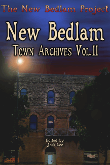 Recent cover image or website screenshot for The New Bedlam Project