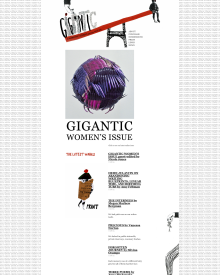 Recent cover image or website screenshot for Gigantic