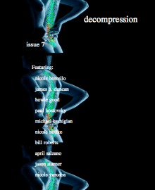 Recent cover image or website screenshot for decompression