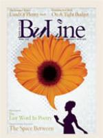 Recent cover image or website screenshot for Byline Magazine