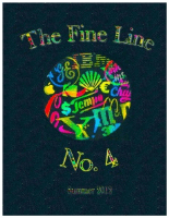 Recent cover image or website screenshot for The Fine Line